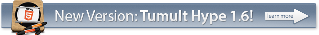 New version: Tumult Hype 1.6 (Learn More)
