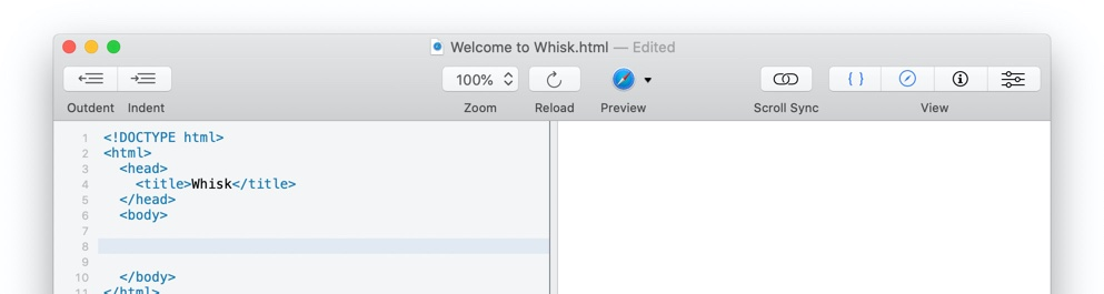 Tumult Inc. Introduces Whisk - An Essential Tool for Web Developers Image